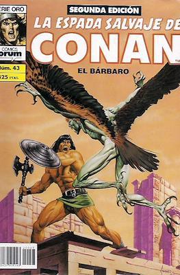 La Espada Salvaje de Conan Vol. 1. 2ª edición (Grapa. 64 páginas) #43