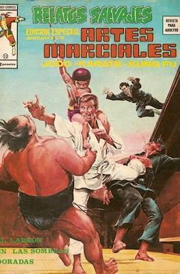 Relatos salvajes: Artes marciales Judo - Kárate - Kung Fu Vol. 1 #10