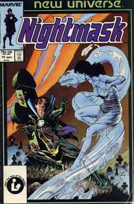 Nightmask (Comic-book.) #11