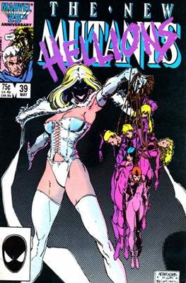 The New Mutants (Grapa) #39