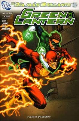 Green Lantern (2009-2012) (Grapa 72 pp) #16
