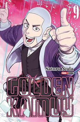 Golden Kamuy (Rústica con sobrecubierta) #9