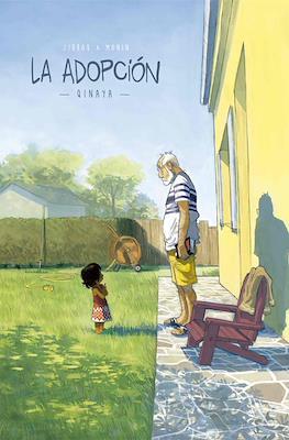 La adopción (Cartoné 72 pp) #1
