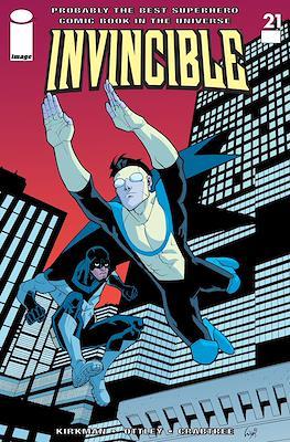 Invincible (Comic-book) #21