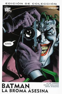 Batman. La broma asesina
