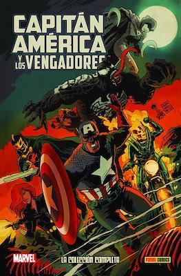 Capitán América y Los Vengadores: La colección completa. 100% Marvel HC (Cartoné 304 pp) #