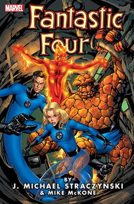 Fantastic Four by J. Michael Straczynski