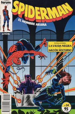 Spiderman Vol. 1 / El Espectacular Spiderman (1983-1994) (Grapa 32-48 pp) #24