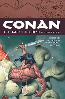 Conan (Hardcover) #4
