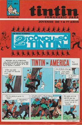 Tintin (Grapa 20 pags.) #17