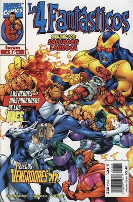 Los 4 Fantásticos Vol. 3 (1998-2001). Heroes Return (Grapa 24-48 pp) #16
