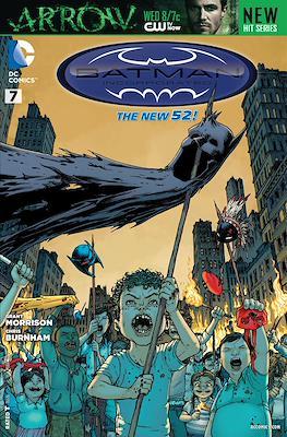 Batman Incorporated Vol. 2 (2012-2013) (Comic Book) #7