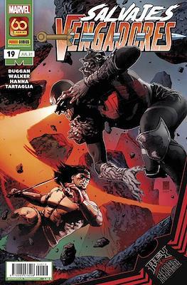 Salvajes Vengadores (2019-) #19