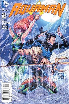 Aquaman Vol. 7 (2011-2016) (Comic-book) #48