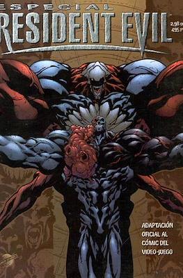 Resident Evil Especial. Adaptación oficial al cómic del video-juego
