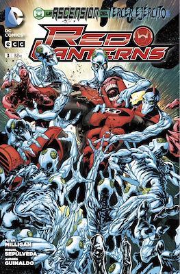Red Lanterns. Nuevo Universo DC (Rústica) #3