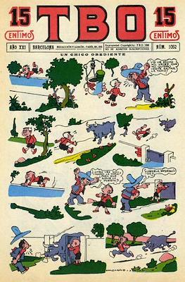 TBO (1917-1938) (Cuaderno) #1052