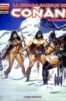 La Espada Salvaje de Conan el Bárbaro. Edición coleccionistas (Rústica. 64 páginas. B/N. (2005-2008).) #59