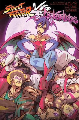 Street Fighter Vs. Darkstalkers (Comic-book) #0