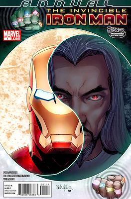 The Invincible Iron Man Annual (2010)