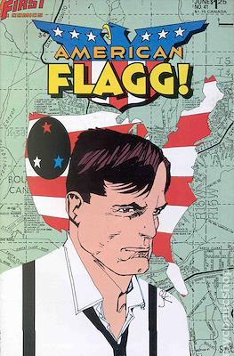 American Flagg! (Comic book) #41