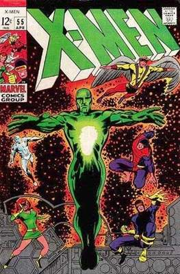 The Uncanny X-Men (1963-2011) (Comic-Book) #55