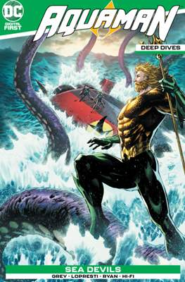 Aquaman - Deep Dives #2