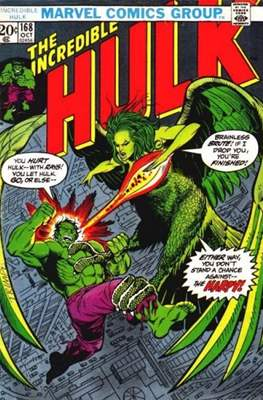 The Incredible Hulk Vol. 1 (1962-1999) (Comic Book) #168