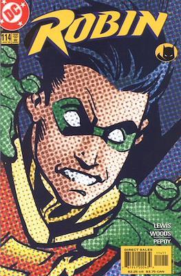 Robin Vol. 4 (1993-2009) (Grapa) #114