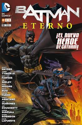 Batman Eterno (Rústica 96-136 pp) #10