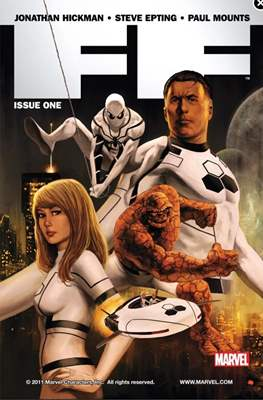 Future Foundation / FF (Vol. 1) #1