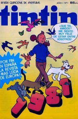Tintin (Grapa 52 pp) #1