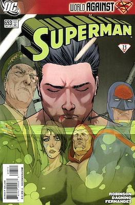 Superman Vol. 1 / Adventures of Superman Vol. 1 (1939-2011) (Comic Book) #693