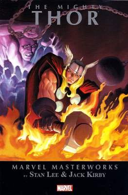 Marvel Masterworks: The Mighty Thor (Softcover) #3