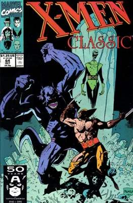 Classic X-Men / X-Men Classic (Comic Book) #64