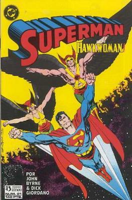 Superman: El hombre de acero / Superman Vol. 2 (Grapa 36 pp) #21