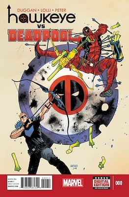 Hawkeye vs. Deadpool (2014-2015) (comic-book) #0