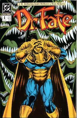 Doctor Fate Vol 2 (1988-1992) #4