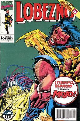 Lobezno vol. 1 (1989-1995) (Grapa) #48
