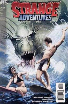 Strange Adventures (Comic Book. 1999 - 2000) #4