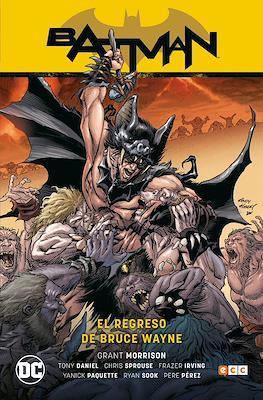 Batman Saga de Grant Morrison (Cartoné 240 pp) #17