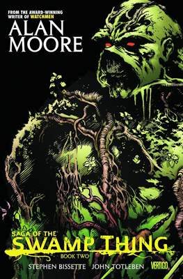 Saga of the Swamp Thing (Softcover 168-248 pp) #2
