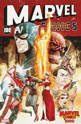 Marvel Comics #1000 (Variant Cover) (Softcover 80 pp) #1.92