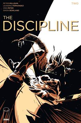 The Discipline (Comic-book) #2