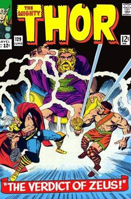 Journey into Mystery / Thor Vol 1 (Comic Book) #129