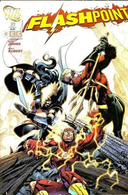 Flashpoint (Grapa) #3