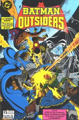 Batman y los Outsiders / Los Outsiders (1986-1988) (Grapa, 34 páginas) #16