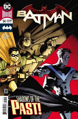 Batman Vol. 3 (2016-) (Comic-book) #54
