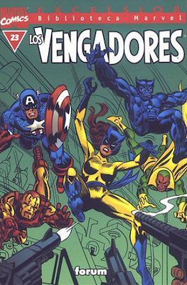 Biblioteca Marvel: Los Vengadores (1999-2001) (Rústica 160 pp) #23