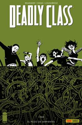 Deadly Class (Rústica) #3